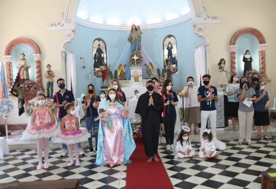 FESTA DE 24 DE MAIO – SENHORA AUXILIADORA